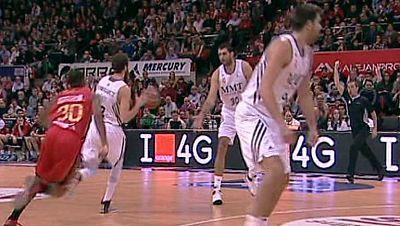 Baloncesto - Liga ACB. 14ª jornada: CAI Zaragoza - Real Madrid