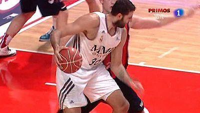 Baloncesto - Liga ACB. 2ª Jornada: Real Madrid - Laboral Kutxa
