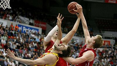 Baloncesto - Liga ACB. 30ª jornada: CAI Zaragoza-FC Barcelona