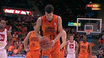 Baloncesto - Liga ACB. 5ª jornada: Valencia Basket Club - CAI Zaragoza