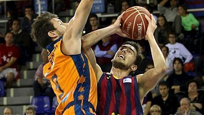 Baloncesto - Liga ACB. 7ª jornada: FC Barcelona-Valencia Basket Club