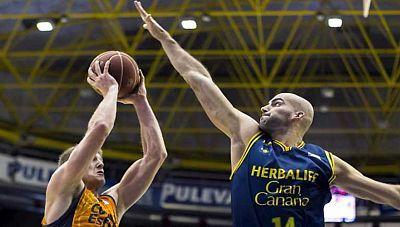Baloncesto - Liga ACB. 8ª jornada: Valencia Basquet Club - Herbalife Gran Canaria