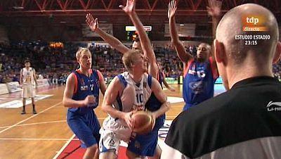 Baloncesto - Liga Adecco Oro. 26ª jornada: Ford Burgos-BC River Andorra