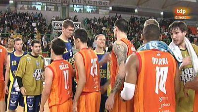 Baloncesto - Liga Adecco Oro. 26ª Jornada: Ourense Termal-Layma Natura Basquet Coruña