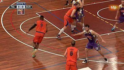 Baloncesto - Liga Adecco Oro. Play Off Final. 2º partido: Quesos Cerrato Palencia - Ford Burgos