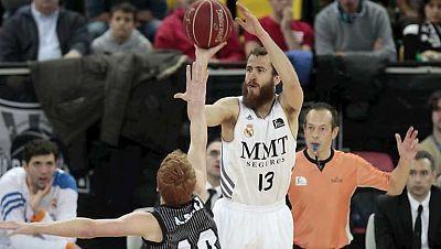 Baloncesto - Liga Endesa: Bilbao Basket - Real  Madrid