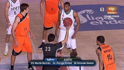 Baloncesto - Liga Endesa: Mad Croc Fuenlabrada - Real Madrid