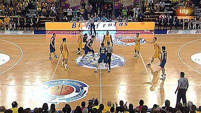 Baloncesto - Liga Endesa. Play off Final 3º partido: Herbalife Gran Canaria - FC Barcelona Regal