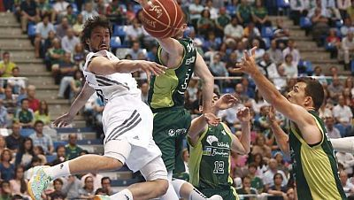 Baloncesto - Liga Endesa: Unicaja - Real Madrid