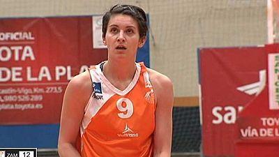 Baloncesto - Liga española femenina. 15ª jornada: Zamarat - Guernika Bizkaia