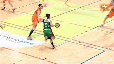 Baloncesto - Liga española femenina. 18ª jornada: Bizkaia GDKO - CD Zamarat