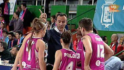 Baloncesto - Liga española femenina. 19ª jornada: CB Conquero - Gran Canaria 2014