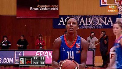 Baloncesto - Liga española femenina. 4ª jornada: Rivas Ecópolis - Perfumerías Avenida