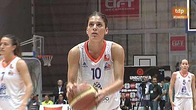 Baloncesto - Liga femenina. Play Off. Final 2º partido: Spar Citylift Girona-Perfumerías Avenida