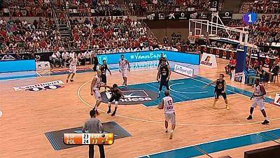 Baloncesto - Preparación Campeonato de Europa Masculino - España-Polonia