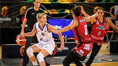 Baloncesto - Supercopa femenina 2ª Semifinal: Perfumerías Avenida - Spar Girona