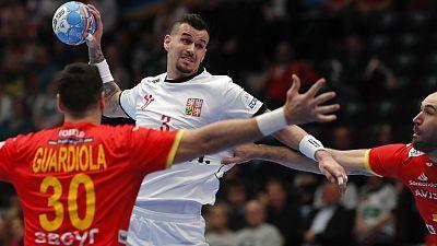 Campeonato de Europa Masculino: España - República Checa