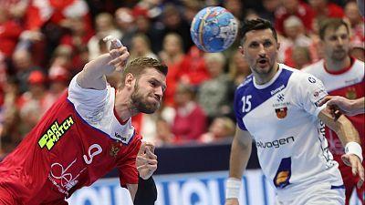 Campeonato de Europa Masculino: Islandia - Rusia