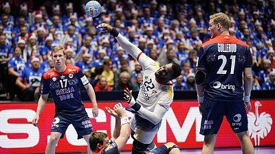 Campeonato de Europa Masculino: Portugal - Noruega