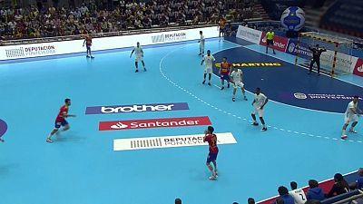 Campeonato del Mundo Junior 1/8 Final: Francia - España