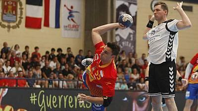 Clasificación Campeonato de Europa Masculino 6ª jornada: España-Finlandia
