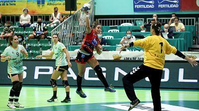 Copa de la Reina 1ª semifinal: Liberbank Gijón - Rincón Fertilidad Malága