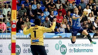Copa S.M. la Reina. 1ª Semifinal: Ricón Fertilidad Málaga - Super Amara Bera Bera
