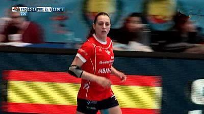 Copa SM La Reina. 2ª semifinal: Prosetecnisa Zuazo-B.M. Porriño