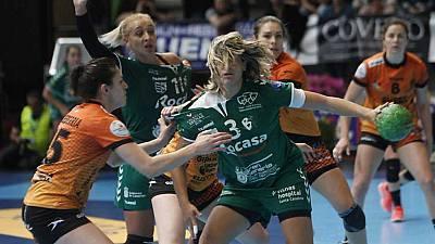 Copa S.M. la Reina. Final: Rocasa G. Canaria - B.M. Bera Bera