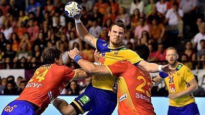 Europa Cup de Selecciones 2018/19 5ª jornada: España - Suecia