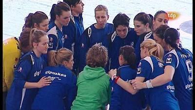 Femenino - Copa de la Reina. 1ª semifinal: BM. Alcobendas - Bera Bera