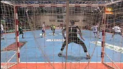 Liga ASOBAL 10ª jornada - Amaya Sport San Antonio-Helvetia Anaitasuna