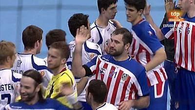 Liga Asobal. 26ª Jornada: Fraikin BM Granollers-BM At. Madrid
