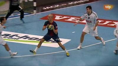 Liga Asobal: FC Barcelona Intersport-Quabit BM Guadalajara