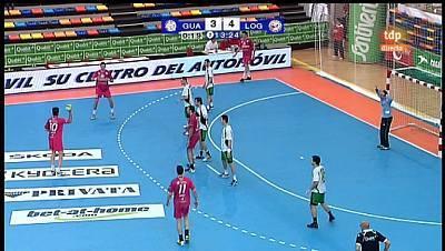 Liga ASOBAL - Quabit BM Guadalajara - Naturhouse La Rioja - 24/03/12