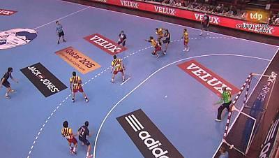 Liga de Campeones. 4ª jornada - PSG Handball - FC Barcelona