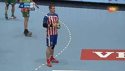 Liga de Campeones. 5ª jornada - HCM Constanta-BM At. Madrid
