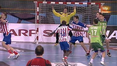 Liga de campeones. 6ª jornada: BM At. Madrid-HCM Constanza