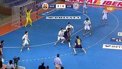 Liga de campeones. 7ª jornada: FC Barcelona Intersport - Kadetten Schaffhausen