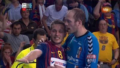Liga de Campeones EHF - FC Barcelona-AG Kobenhavn