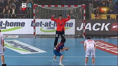 Liga de Campeones EHF: FC Barcelona-Montpellier Agglomeration - 28/03/12