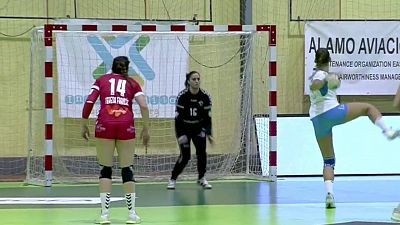 Liga Guerreras Iberdrola. 10ª jornada: Salud Tenerife - Helvetia Alcobendas