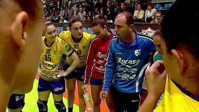 Liga Guerreras Iberdrola. 4ª Jornada: Mecalia At.Guardes - Rocasa G.Canaria