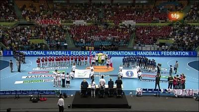 Mundial femenino. Final: Noruega-Francia - 18/12/11