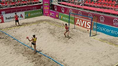 Playa - Arena Handball Tour 1 Final Femenina: BMP Algeciras - BM Getasur