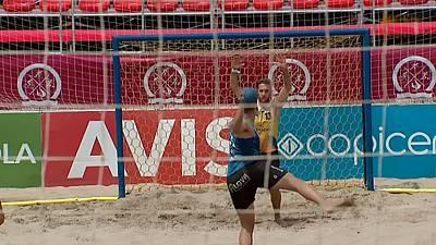 Playa - Arena Handball Tour 1 Final Masculina: Granollers - Sevilla