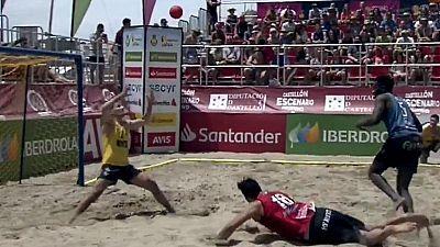 Playa - Arena Handball Tour 1 Final Masculina