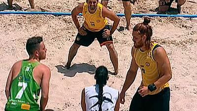 Playa - Arena Handball Tour 3 Prueba Cádiz. Final Masculina