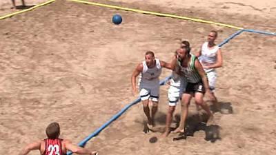 Playa - Arena Handball Tour 4. Prueba Valencia. Final Masculina