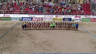 Playa - Arena Handball Tour 5 Final femenina